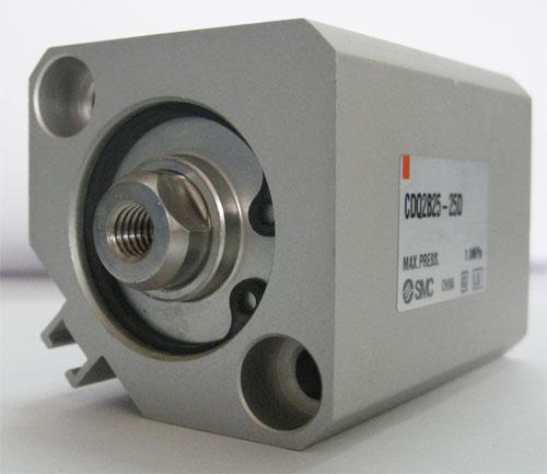 SMC气缸,薄型气缸CDQ2B25-25D