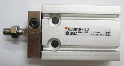 SMC自由安装型气缸,CDUK16-5D