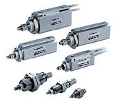 SMC针形气缸   CJP2/CDJP2/CJP