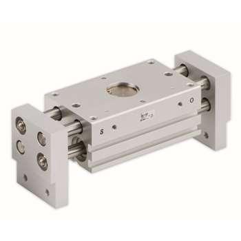 SMC气爪宽型MHL2-25D