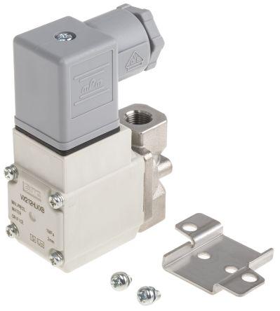 SMC螺纹不锈钢电磁/弹簧气动电磁阀VX212HLKXB系列