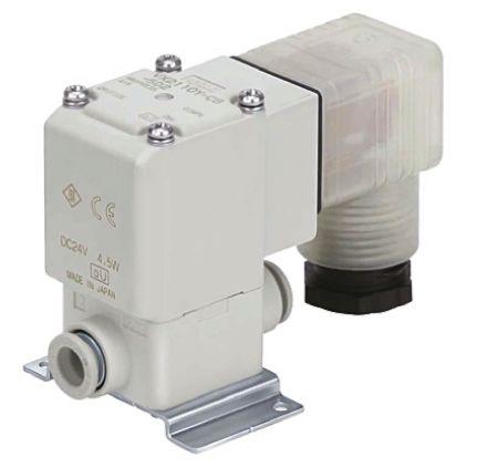 SMC端口树脂电磁阀VX220HG系列