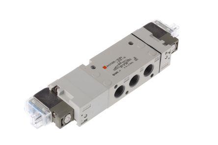 SMC螺纹压铸铝先导/先导气动控制阀SYJ7320-5LOU-01F-Q系列