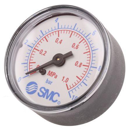 SMC模拟正压力计K4-10-50系列