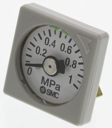 SMC模拟正压力计GC3-10AS系列