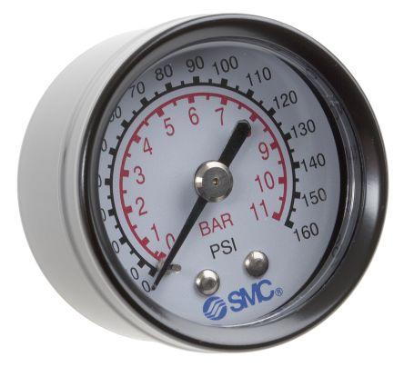 SMC模拟正压力计4K8-10系列