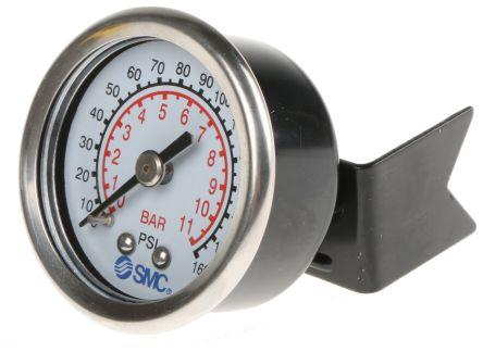 SMC模拟正压力计4K8-10P系列